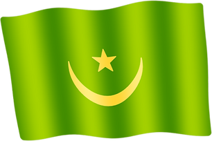 mauritania waving flag.png