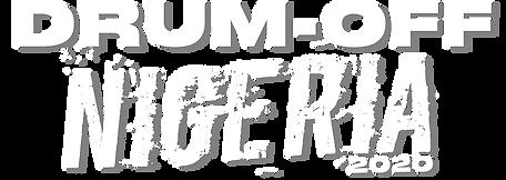 Drum-Off Nigeria 2020 main logo.png