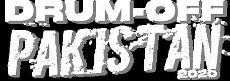 Drum-Off Pakistan 2020 main logo.png