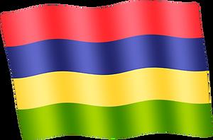 mauritius waving flag.png