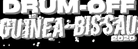 Drum-Off Guinea-Bissau 2020 main logo.pn