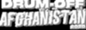 Drum-Off Afghanistan 2020 main logo.png