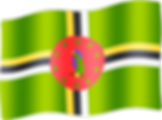 dominica waving flag.png