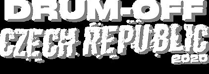 Drum-Off Czech Republic 2020 main logo.p