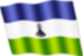 lesotho waving flag.png