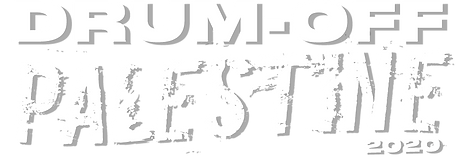 Drum-Off Palestine 2020 main logo.png
