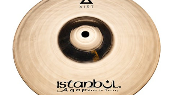 "Istanbul AGOP 10"" XIST Brilliant Splash ($228.60)"