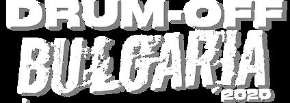 Drum-Off Bulgaria 2020 main logo.png