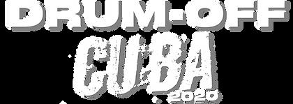 Drum-Off Cuba 2020 main logo.png