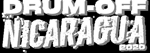 Drum-Off Nicaragua 2020 main logo.png