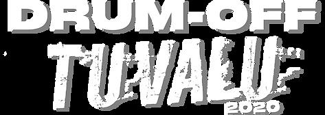 Drum-Off Tuvalu 2020 main logo.png