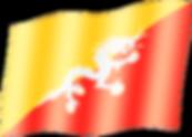 bhutan waving flag.png