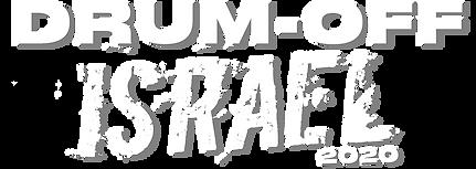 Drum-Off Israel 2020 main logo.png
