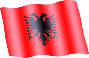 albania waving flag.png
