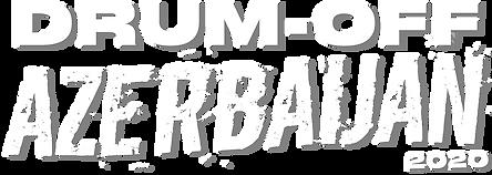 Drum-Off Azerbaijan 2020 main logo.png
