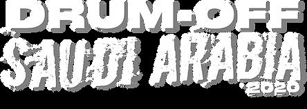Drum-Off Saudi Arabia 2020 main logo.png