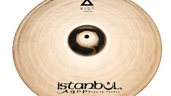 """Istanbul AGOP 17"""" XIST Brilliant Crash ($431.80)"""