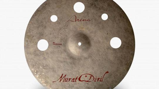 """Murat Diril Artistic Arena 20"""" FX Crash Ride"""