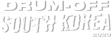 Drum-Off South Korea 2020 main logo.png