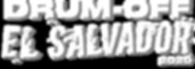 Drum-Off El Salvador 2020 main logo.png