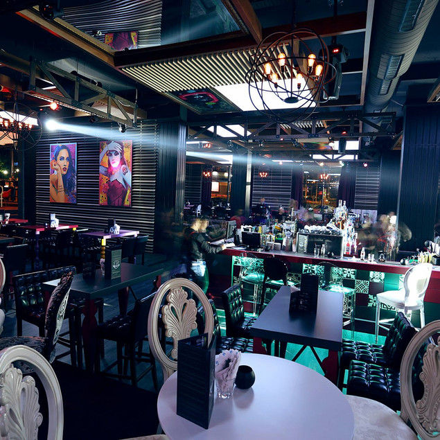 "Night Club Moda bar ""My Place"""