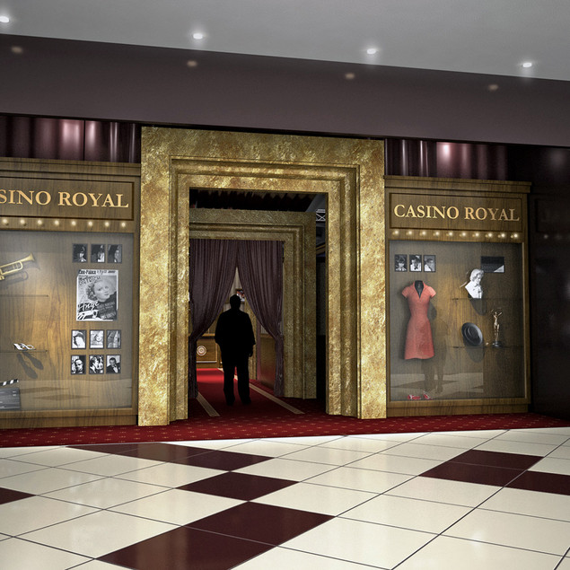 CASINO ROYAL, Grand Mall