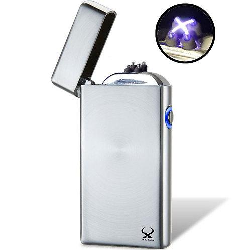 THE BULL USB lighter  -  Space silver  -  XB-13