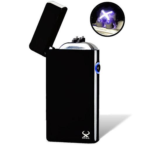THE BULL USB lighter  -  Wild black  -  XB-13