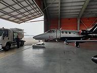 Аэродромный топливозаправщик 8000 литров (АТЗ-8) на базе шасси Isuzu