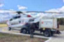 Аэродромный топливозаправщик 5000 литров (АТЗ-5) на базе шасси Газ Next