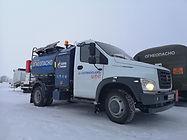 Аэродромный топливозаправщик 5000 литров (АТЗ-5) на базе шасси Газон Next