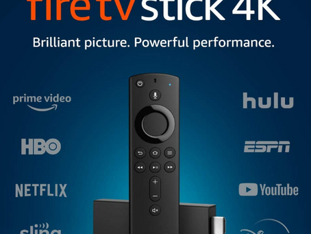 Fire TV Stick - $49.99