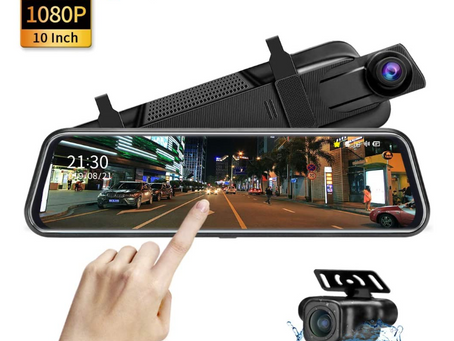 Mirror Dashcam- $69.88