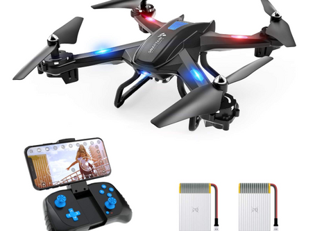 SNAPTAIN Wifi Drone- $89.99