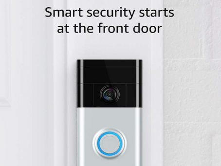 Ring Video Doorbell- $99.99