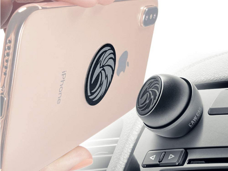 Universal Magnetic Car Phone Mount- $20.95