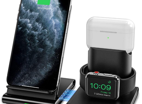 Seneo Wireless Charging Stand- $27.99