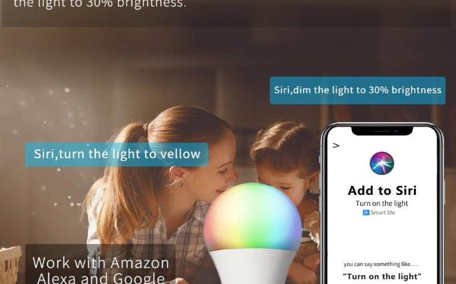 Smart LED Bulbs- $37.99