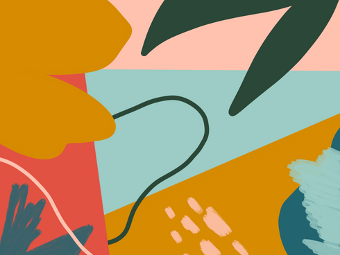 abstract & custom illustration