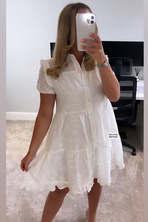 BECCA White Dress