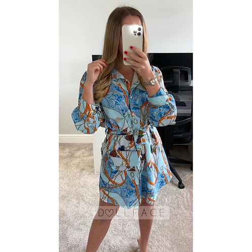 BECCA Printed Dress - 4 Colours