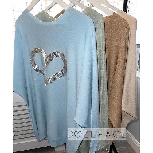 JADE Heart Loungewear - 8 Colours