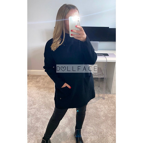 Alice Roll Neck Jumpers - 2 Colours