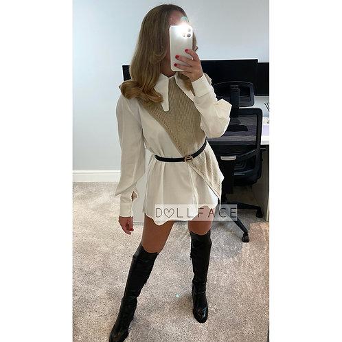 LEXIE Shirt Dress
