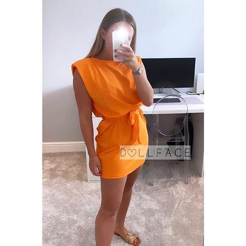 Sadie Tie Up Dresses - 7 Colours