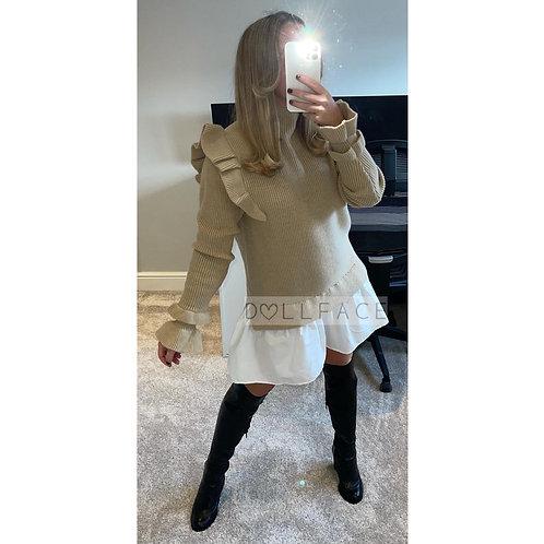 BELLA Jumper Dress - 3 Colours