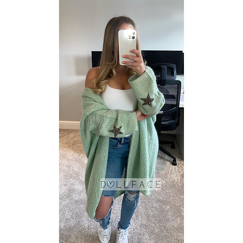 STARRIE Cardigan - 6 Colours