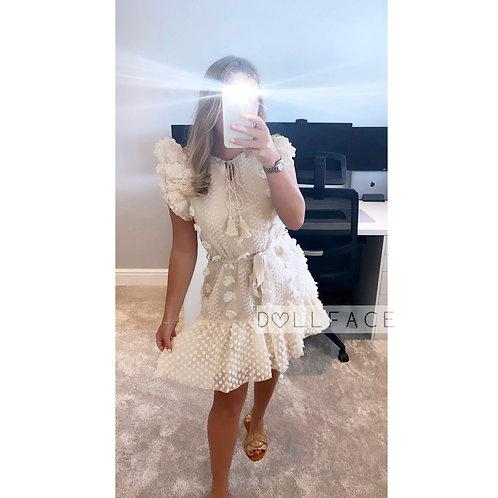 Chloe Beige Dress