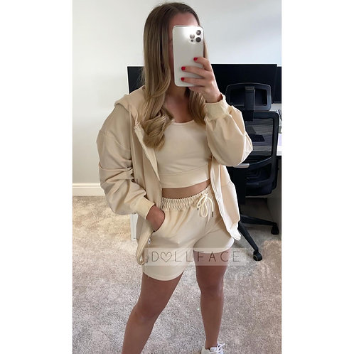 ALICE 3 Piece Hooded Set - 3 Colours