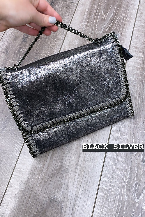 Lucy Shimmer Bag - 2 Colours